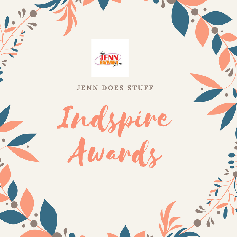 Jenn Does Stuff:  Indspire Awards