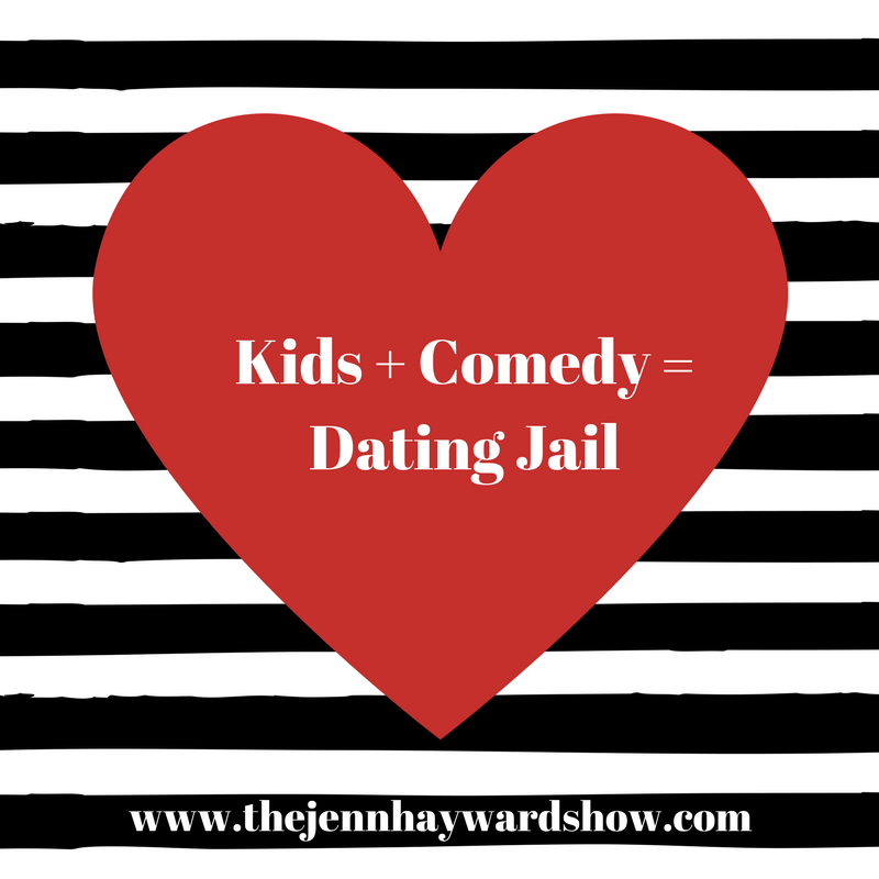 Jenn Dates Stuff:  Dating Jail